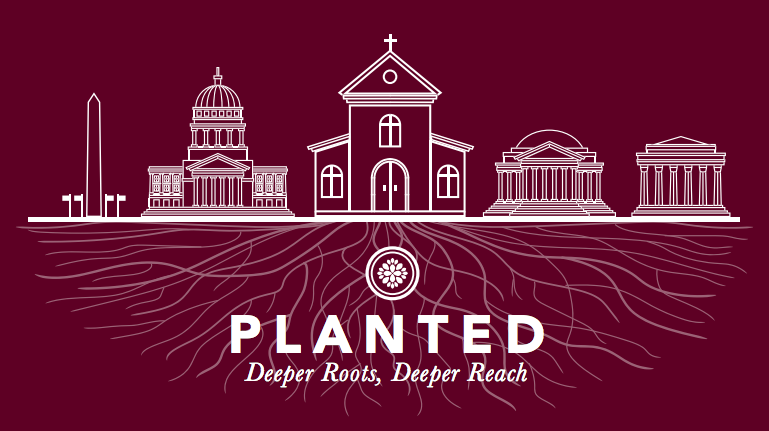 Planted campaign graphic