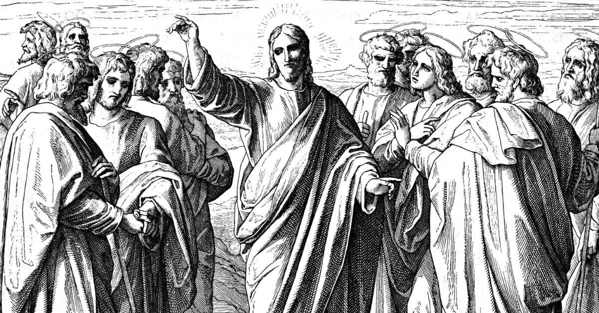 Jesus on Trial: Disciples