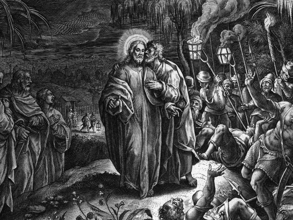 Jesus on Trial: Judas